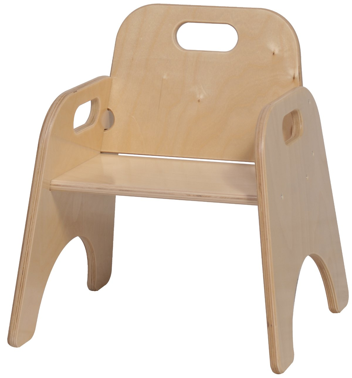Steffy Wood Products 9-Inch Toddler Chair by Steffy Wood Products, Inc.
