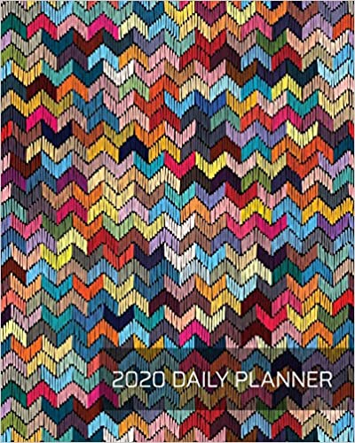 Daily Planner - Cross Stitch Pattern