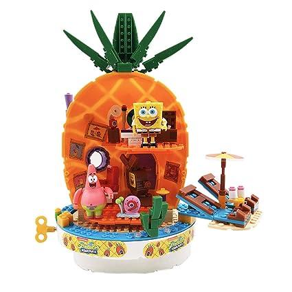Amazon com: JAMOR Pineapple Music House Spongebob Squarepants Set