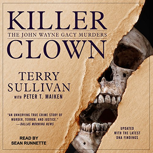 Killer Clown: The John Wayne Gacy Murders cover