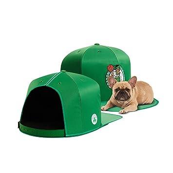Amazon.com: Cama para mascotas para interiores de la NBA ...