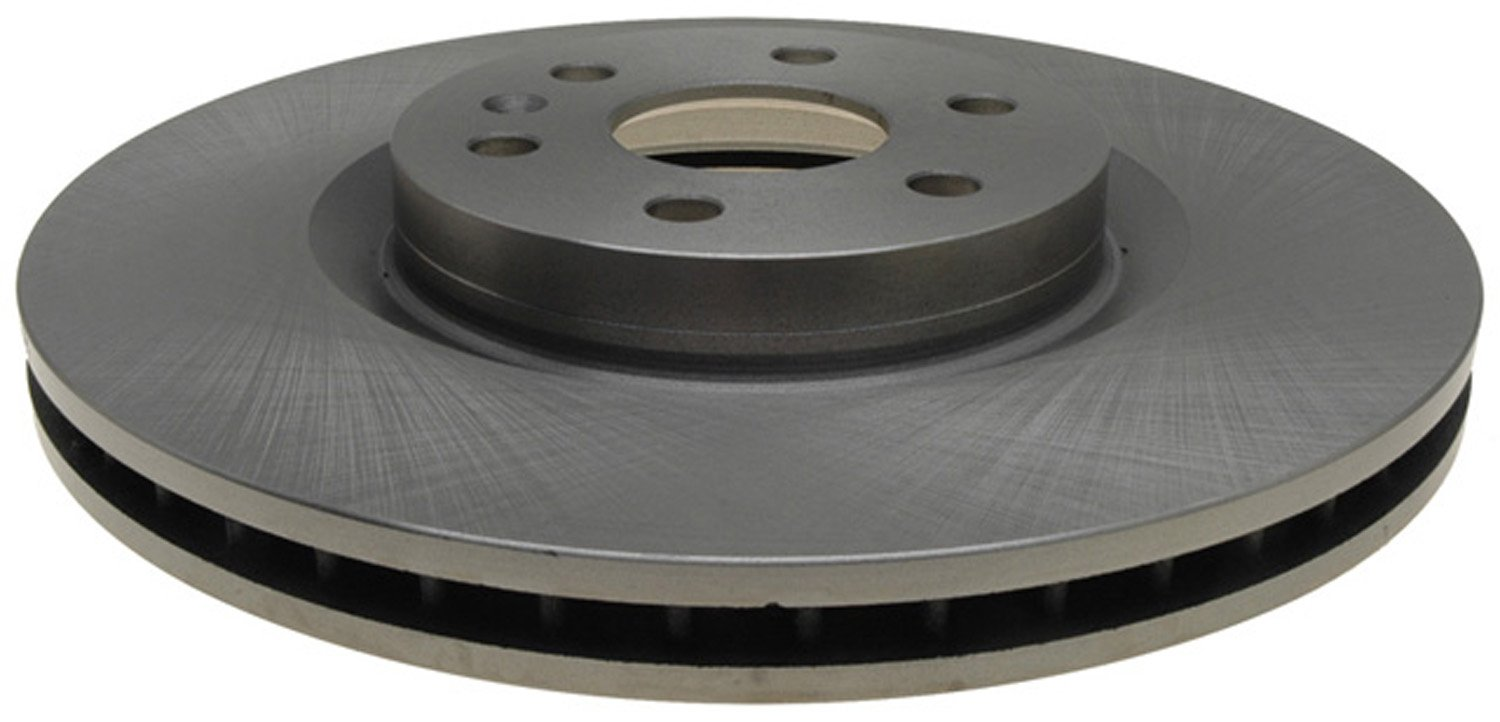 ACDelco 18A2726A Advantage Non-Coated Front Disc Brake Rotor