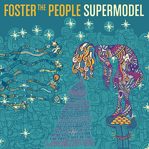 Foster The People CD Covers