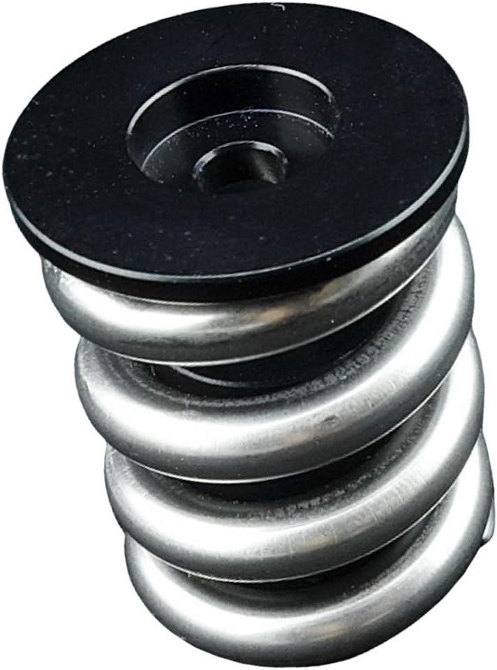 HomeDecTime Lightweight 45g Bike Rear Shock Absorber Coil Spring Damper For Brompton