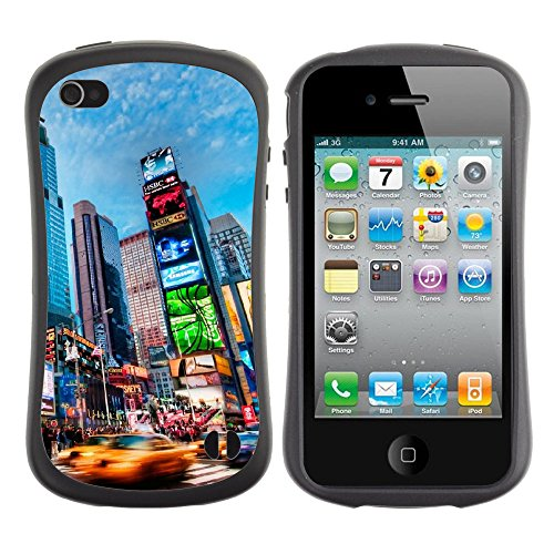 Apple Iphone 4 / 4S [Times Square New York]