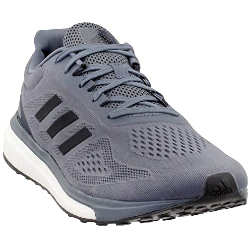 quality design c7dea c72dc adidas Men s Respone LT Running Shoe Dark Grey Black White Size 8 ...