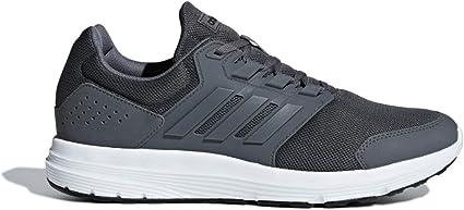 adidas Galaxy 4 Grey/Grey Running Shoes