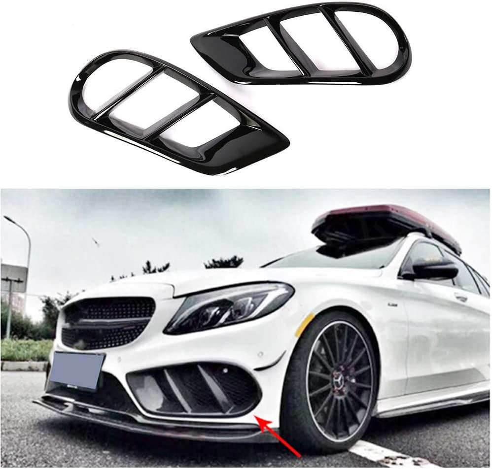 New Front Right Fog Lamp Cover For 2015-2018 Mercedes-Benz C300 MB1039145