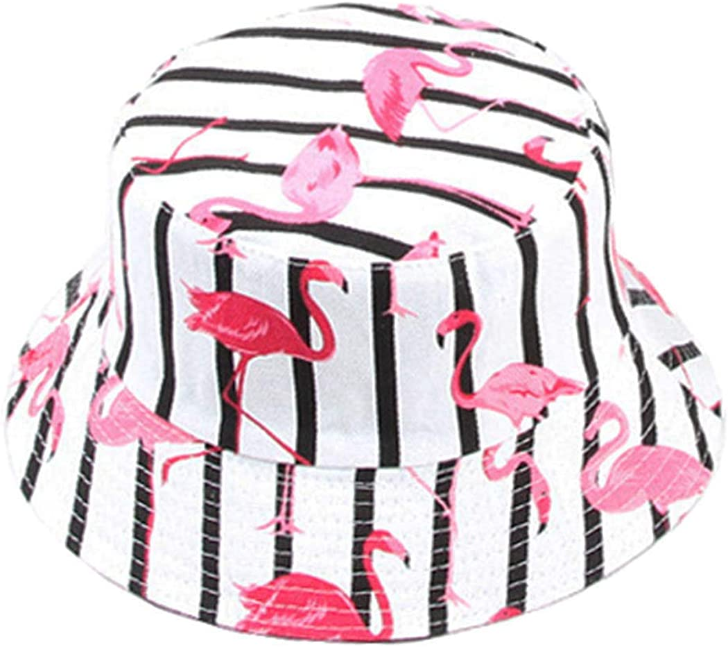 Flamingo Bucket-Hat Sun...