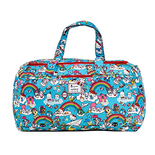 Ju-Ju-Be Starlet Travel Duffel Bag, Tokidoki Rainbow Dreams