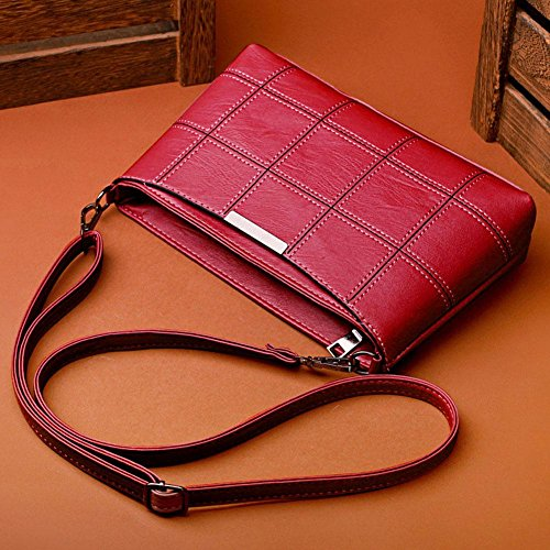 a Borsa spalla Rosso donna Gowind6 Red 5Y1wn