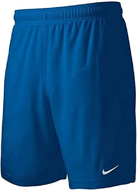 Size YS Youth Soccer Shorts Black,100/% Polyester with Elastic /& Drawstring
