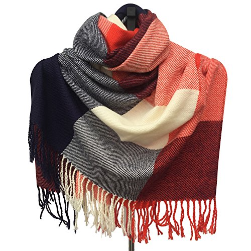 Loritta Womens Blanket Winter Scarves product image