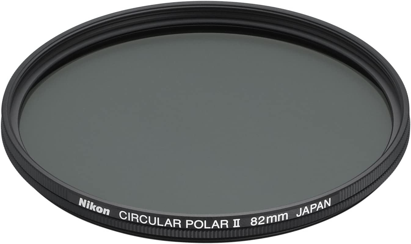 Nikon Francia C-PL-II//82/Filtro polarizador Circular para Objetivo VR 24/ /70/mm