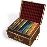 Toy Store - Harry Potter Hardcover Limited Edition Boxed Set: All 7 Books in Chest BRAND NEW - New Arrival