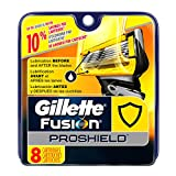 Gillette Fusion ProShield Men's Razor Blade Refills, 8 Count