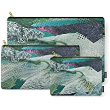 Society6 Experiment Am Berg 14 Carry-All Pouch