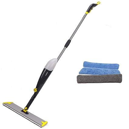 Amazon Spray Mop Microfiber Hardwood Floor Mop3 Refill Wet