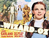 Wizard of OZ - Yellow Brick Road Tin Sign 16 x 12in