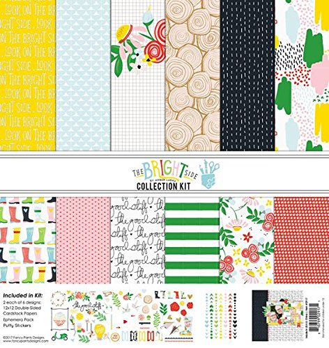 (On The Bright Side 2917 Fancy Pants Designs Collection Kit, Multicolor )