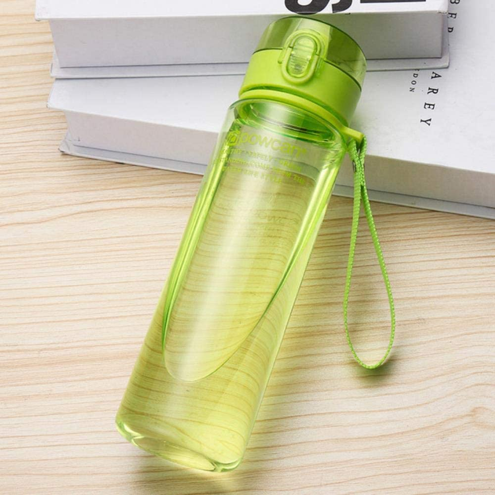 XMYNB Botella De Agua Café 400 Ml 560 Ml Deporte Escolar Al Aire Libre Beber Viaje Hervidor De Plástico Mantuvo Mi Calabaza De Botella Escalada