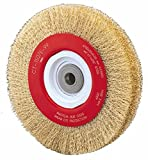 Alfa Tools WB67153 8'' x 0.71'' Crimped Wire Wheel