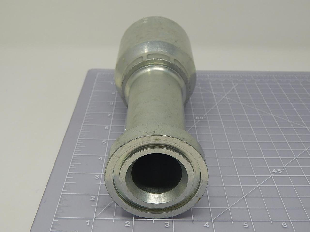 Gates 24GSM-24FLCL GlobalSpiral Series MAX Pressure Couplings, Caterpillar Style O-Ring Flange, 1-1/2'' ID by Gates (Image #5)