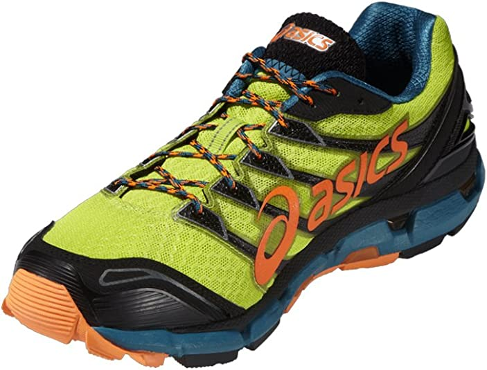 ASICS - Zapatillas de Running Unisex Adulto Amarillo Amarillo Talla:49 EU: Amazon.es: Deportes y aire libre