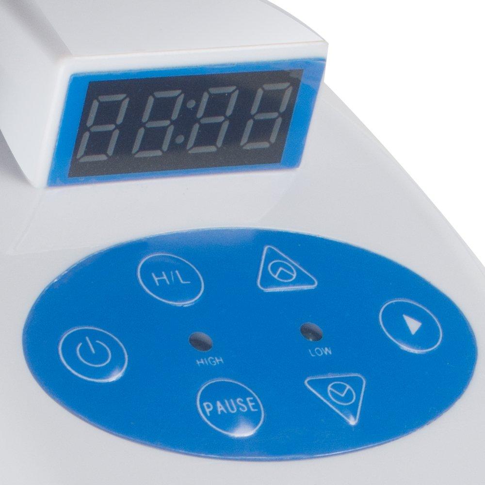 Pevor LED Dental Mobile Teeth Whitening Light Teeth Bleaching Accelerator Lamp Machine