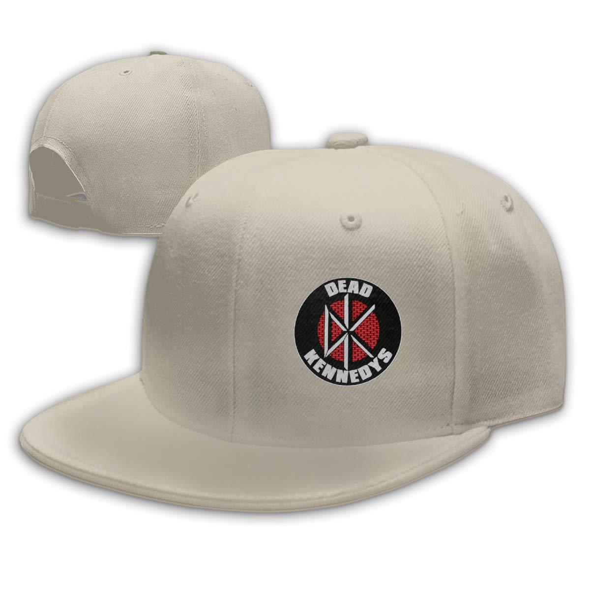 Monerla Ningpu Dead Kennedys Brick Logo Adjustable Denim Hats