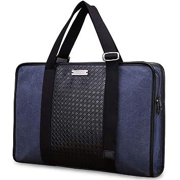 e8c78f1b237f Amazon.com: Handbag Fits Up to 15.6 Inch Laptop, Laptop Messenger ...