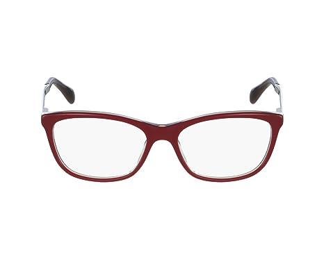1a3818e818b MARC BY MARC JACOBS MMJ 634 Eyeglasses 0A53 Burgundy Ruthenium 54-16 ...