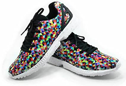 Amazon.com : men women casual shoes fashion shoes woman print zapatos hombre mujer zapatillas deportivas lover Platform shoes (6) : Baby