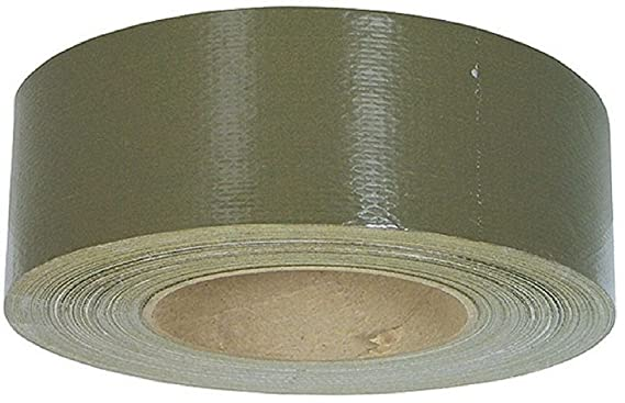 Amazon.com  Duct Tape Olive Drab Green Military Tape 100 Mph Duct ... 088308b5fa3