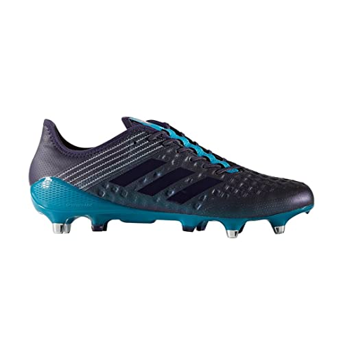 hot sale online e7ae5 4c107 Adidas Performance Mens Predator Malice Control SG Rugby Boots - 8 Navy,  Blue