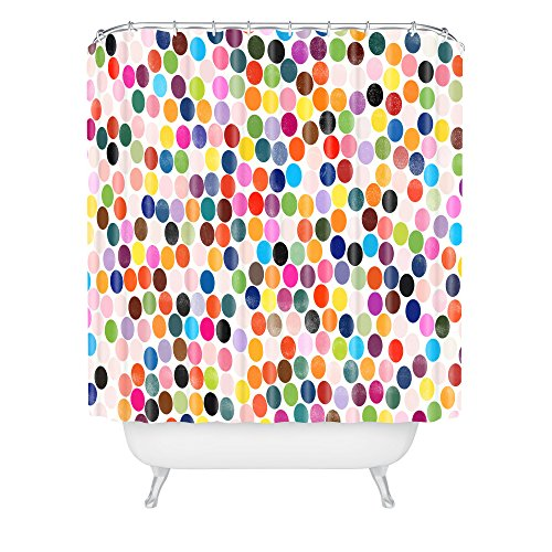 Deny Designs Garima Dhawan Dance Shower Curtain,  69'' x 90'' by Deny Designs