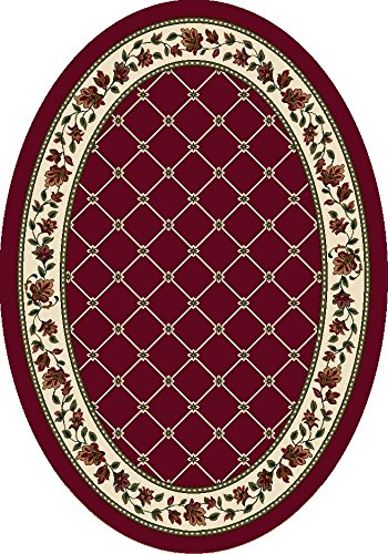 Milliken Signature Collection Symphony Oval Area Rug, 5'4