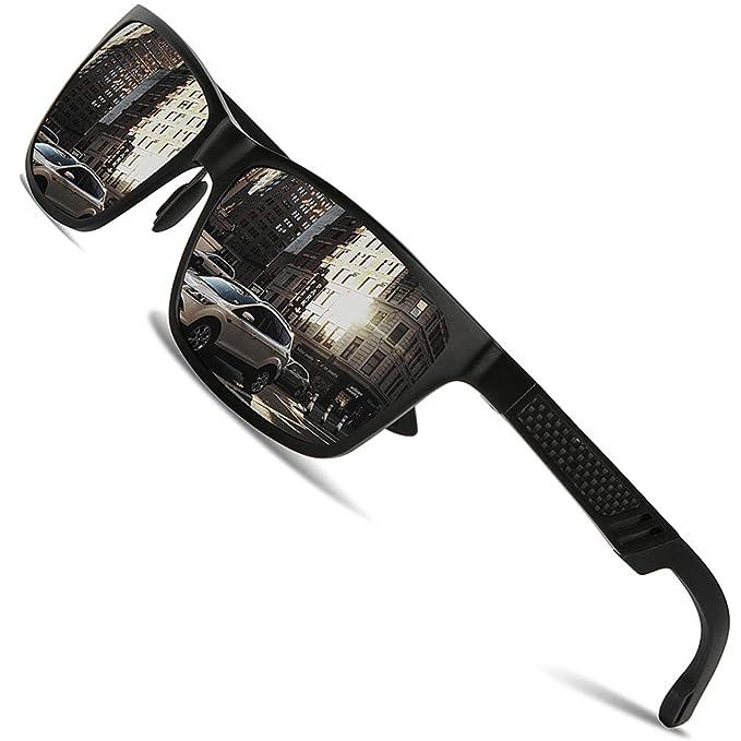 Amazon.com: MEWAY - Gafas de sol polarizadas para hombre ...