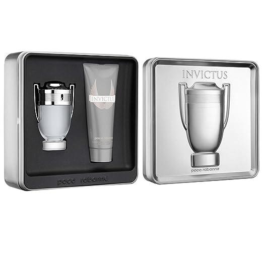 Paco Rabanne Invictus EDT Spray Gift Set 100 ml: Amazon.co.uk: Beauty