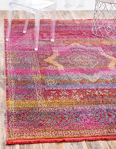 Unique Loom 3139728 Area Rug, 4