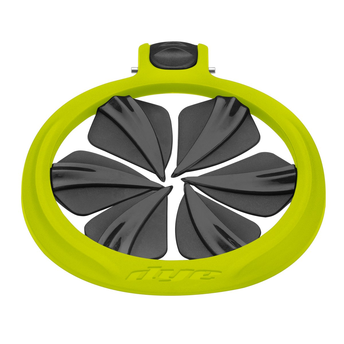 Dye Paintball Rotor R2 Quick Feed Accessory (Lime) by Dye