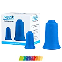 BellaBambi® FASZIO Cupping-Set, Cup Allround + Cup Local