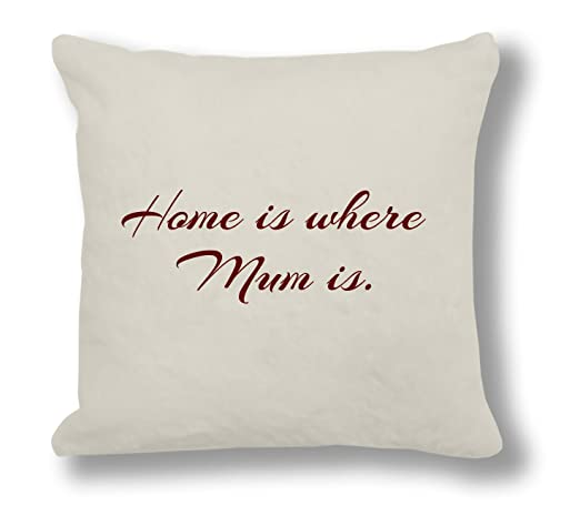 Fu de la madre día cita cojín almohada regalo (MD010) casa ...