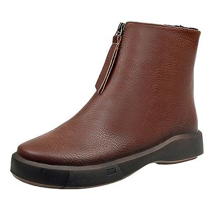 Zapatos De Mujer ZARLLE Moda Invierno Zapatos Antideslizante Impermeable Martin Boots Botines Botas De Nieve Para