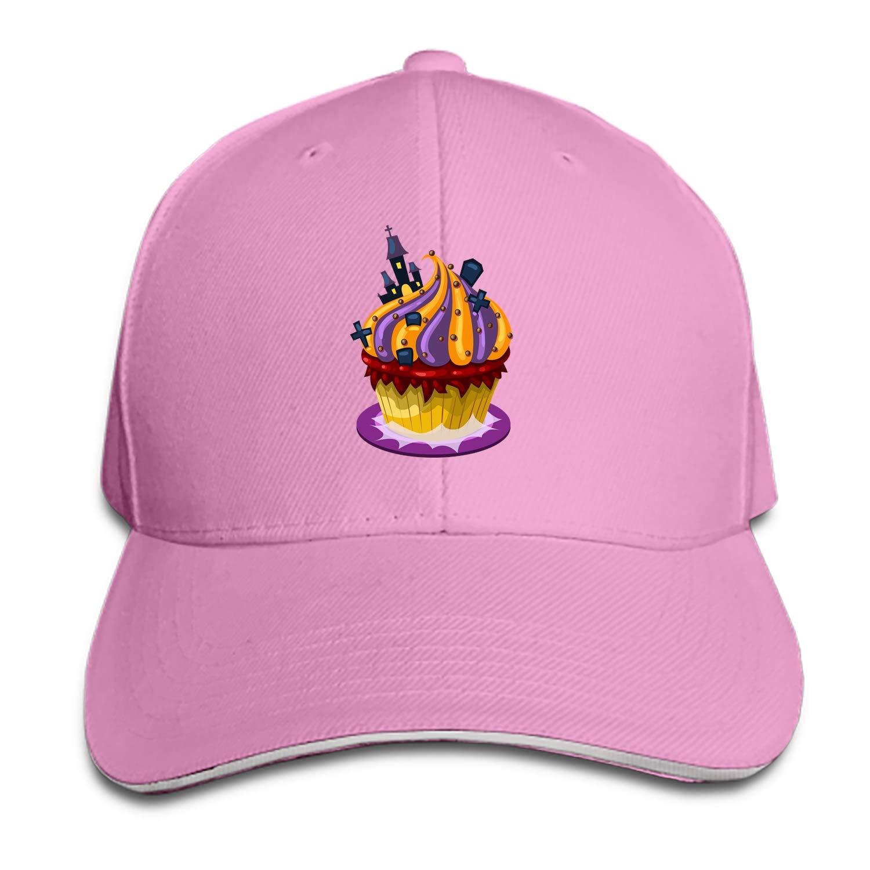 JTRVW Unisex Adjustable Trucker Hat Elegant Yoga Model Cowboy Baseball Caps