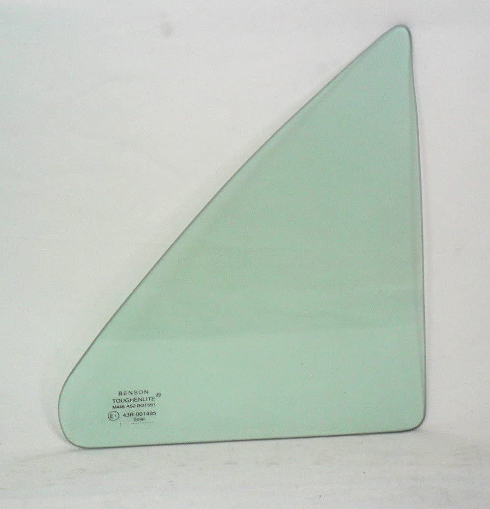 NAGD Fits 2007-2012 Toyota Yaris 4 Door Sedan Passenger Side Right Rear Window Glass