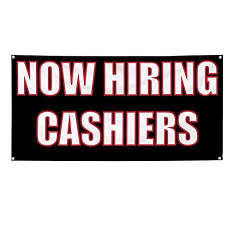 Image result for hiring Cashier