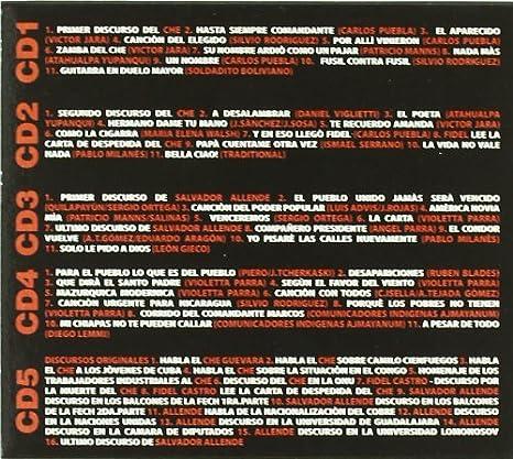 Deja Vu 5cd - Venceremos: Victor Jara: Amazon.es: Música