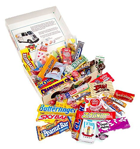 1950s Decade Candy Gift Box - 4 lb