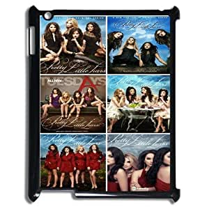 Unique Phone Case Design 3Hot TV Pretty Little Liars- For Ipad 2/3/4 Case